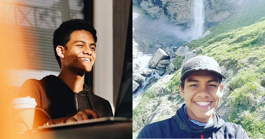 13 Pesona Mikail Baswedan, anak Anies yang hobi traveling