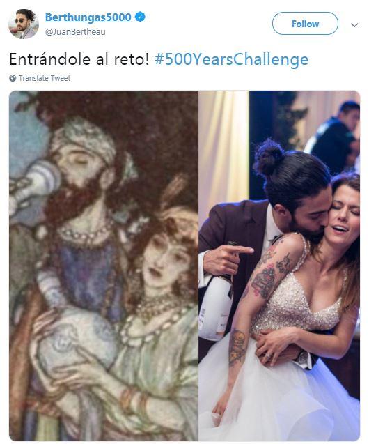 500 years challenge © 2019 berbagai sumber