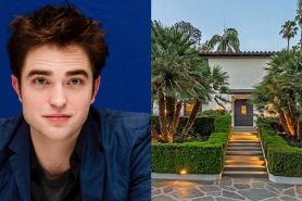 10 Potret rumah Robert Pattinson yang seharga Rp 95 miliar