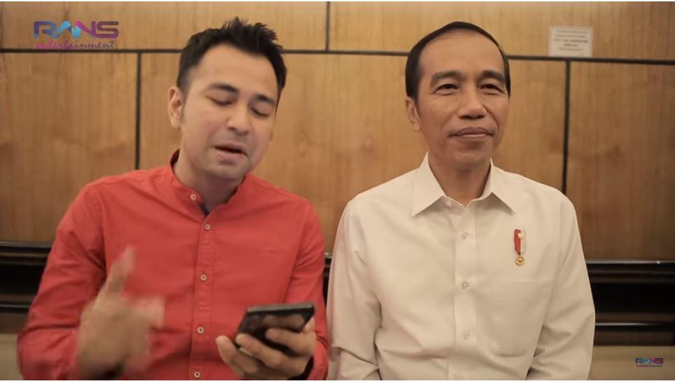 seleb pindah Jokowi instagram