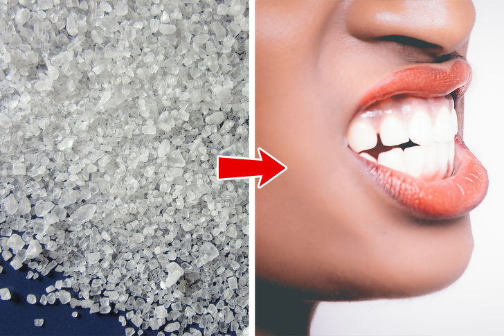 jenis garam dan manfaatnya Headline © brightside.me