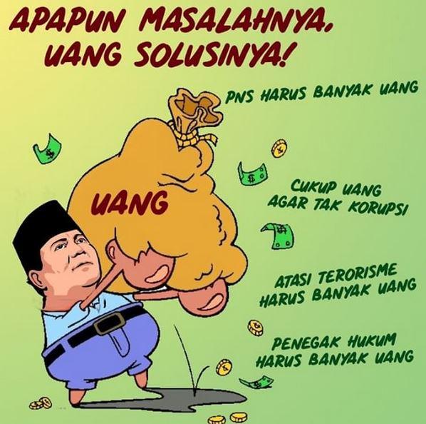 Meme Lucu Quote Kontroversial Jokowi Maruf Prabowo Sandi Istimewa