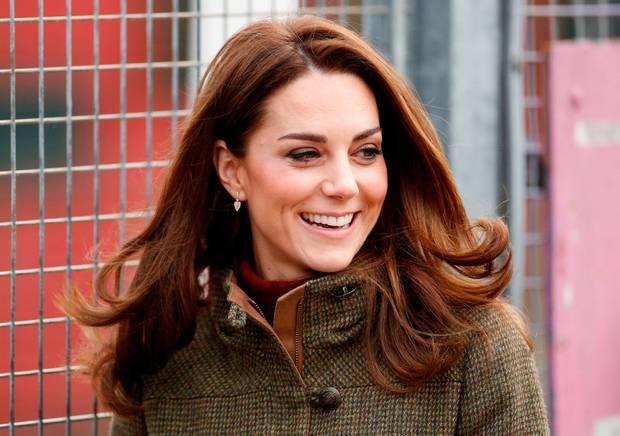 Intip sepatu Kate Middleton yang jadi favorit saat liburan