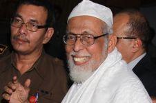 6 Perjalanan kasus Abu Bakar Baasyir hingga dibebaskan Jokowi