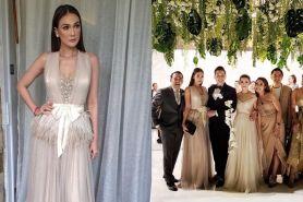 10 Momen hangat seleb hadiri pernikahan Edric Tjandra di Bali