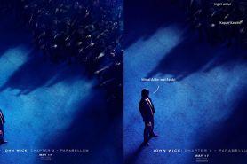 12 Editan lucu poster John Wick 3 ini bikin ketawa cekikikan