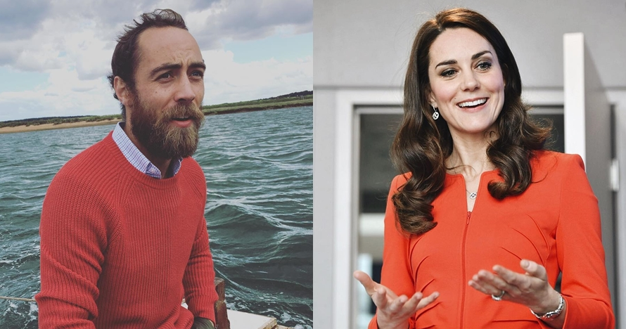10 Foto James Middleton, adik Kate Middleton yang hobi traveling
