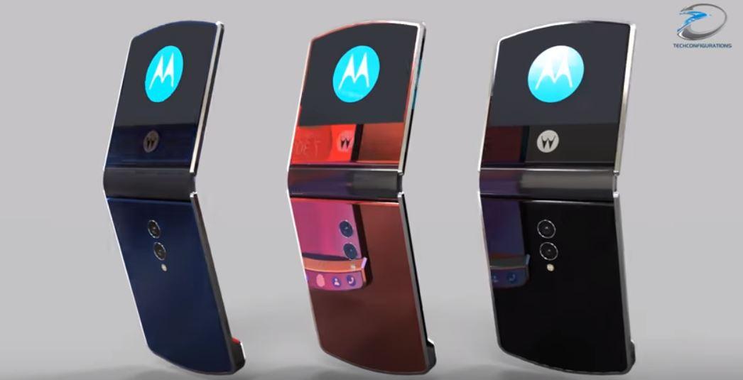 Generasi terbaru smartphone Motorola Razr, harganya Rp 21 juta