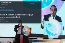 10 Cuitan lucu 'pesan buat Edy Rahmayadi' yang mundur dari PSSI