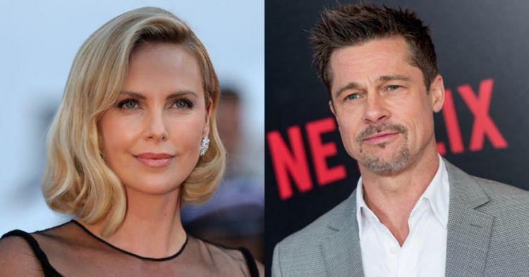 12 Potret Charlize Theron, 'musuh' Angelina kini pacar Brad Pitt
