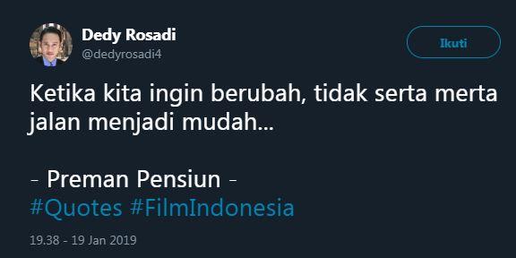 Celoteh Bijak Quotes Film Indonesia