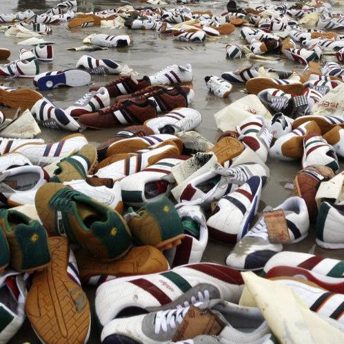 Jangan masukin kardus, ini cara simpan sneakers agar tetap awet