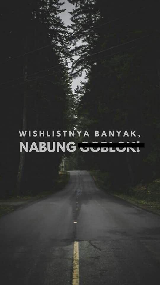 quote lucu tanggal tua © Facebook/wkwkwkwland