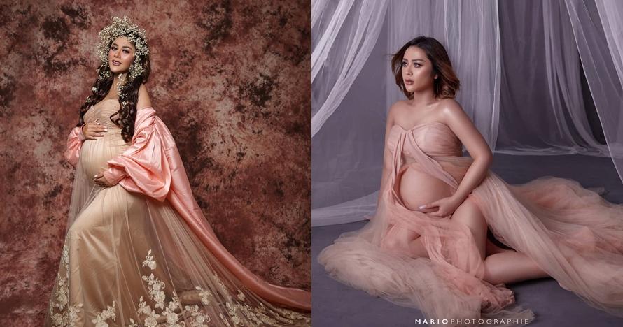 8 Potret maternity Selvi Kitty, bak putri di negeri dongeng