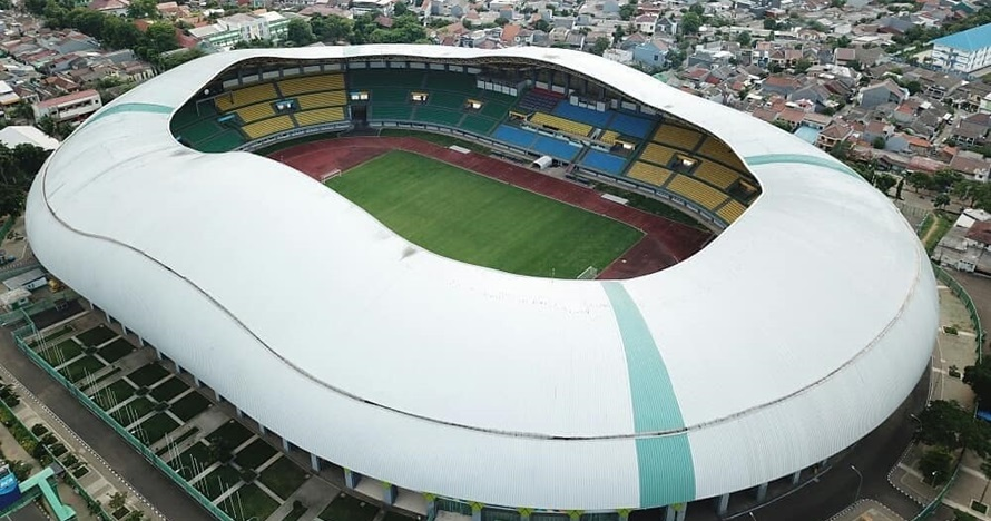 10 Years Challenge 3 stadion di Indonesia, perubahannya ngagetin