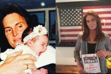 15 Transformasi  Caitlyn Jenner, dari masa muda hingga transgender