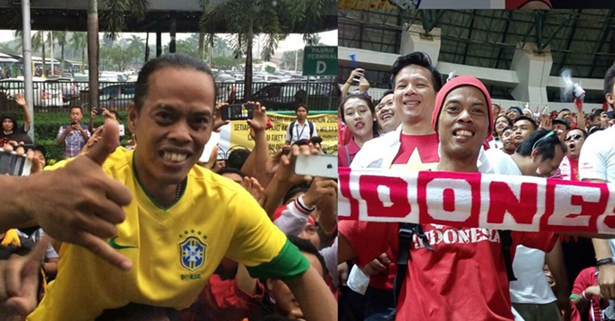 Sodikin 'Ronaldinho Indonesia' meninggal dunia
