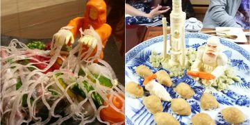10 Kreasi hiasan sushi bertema Star Wars, unik banget