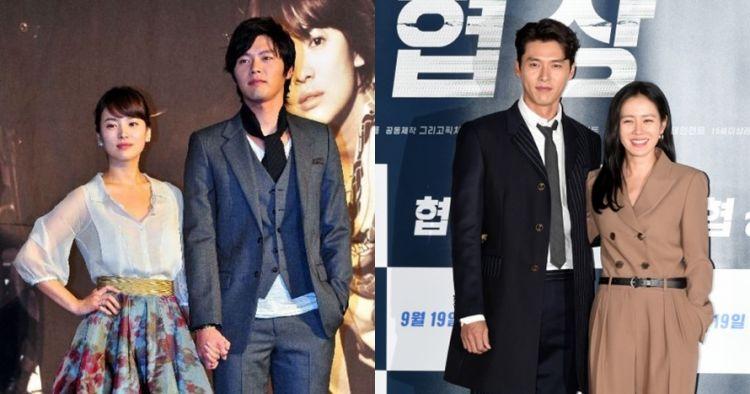 5 Seleb cantik Korea ini dekat sama Hyun Bin, terbaru Son Ye-jin