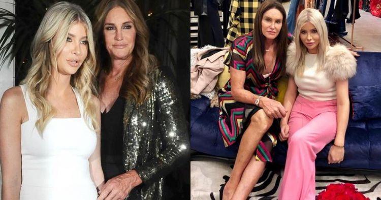 6 Fakta Sophia Hutchin pacar Caitlyn Jenner, bernama asli Scott