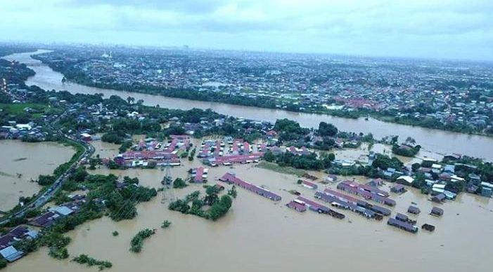 banjir gowa 23 januari 2019 © 2019 brilio.net berbagai sumber
