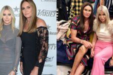 10 Foto mesra Caitlyn Jenner & Sophia, liburan ke Indonesia bareng