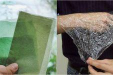 9 Plastik yang dibuat dari bahan alami, ramah lingkungan