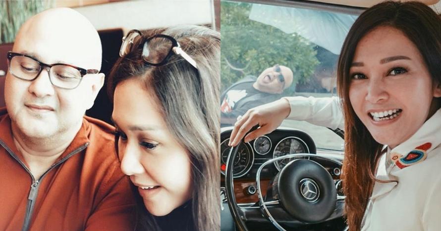 7 Momen liburan mewah Maia Estianty dan suami di luar negeri