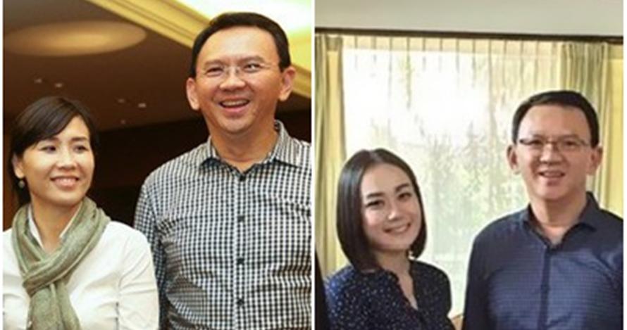 Beda kisah pertemuan Ahok dengan Bripda Puput & Veronica Tan