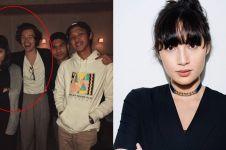 5 Potret Tatjana Saphira foto dengan seleb dunia, ada Harry Styles