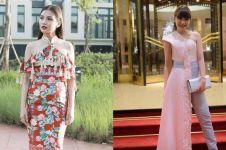 9 Outfit kece Chelsea Olivia ini terjangkau, ada Rp 200 ribuan