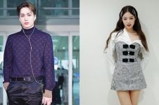 Empat minggu dipublish, Kai EXO dan Jennie Blackpink putus