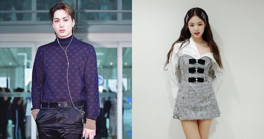 Empat minggu dipublish, Kai EXO dan Jennie Blackpink putus