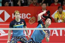 Indonesia kirim 5 wakil di semifinal Indonesia Masters 2019