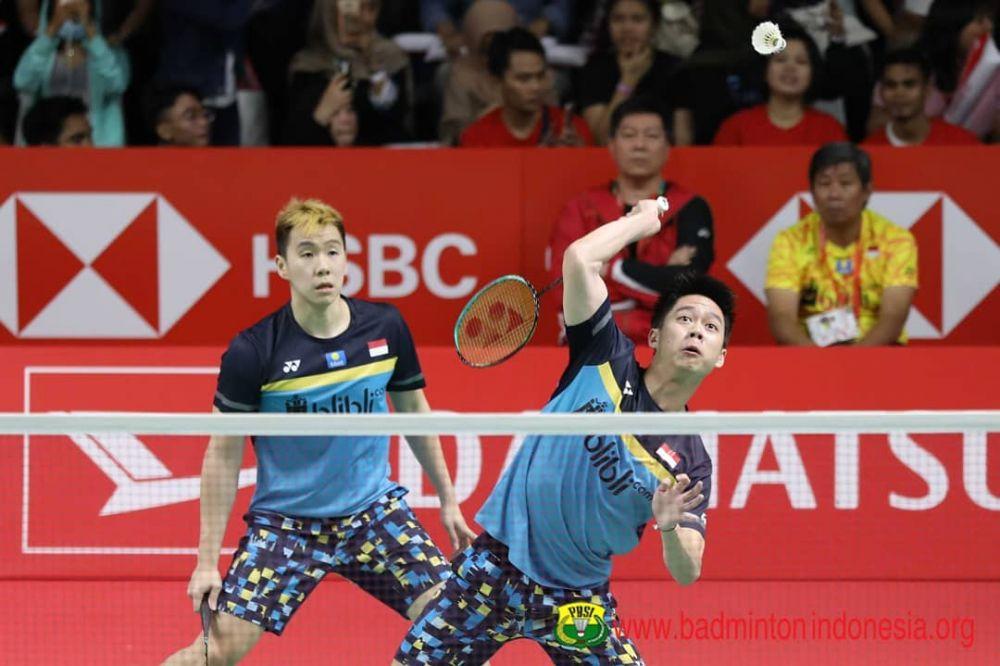 Indonesia Masters 2019 semifinal  © 2019 brilio.net