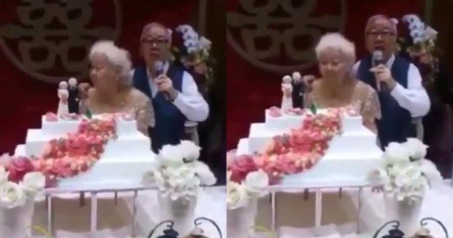 Naksir saat remaja, pasangan ini baru menikah 73 tahun kemudian