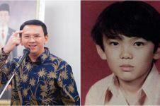 10 Foto langka Ahok saat masih bayi hingga remaja
