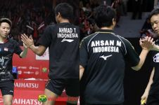 Indonesia kirim 3 wakil di final Indonesia Masters 2019