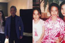 10 Foto 3 putri cantik Sultan Abdullah, Raja Malaysia yang baru