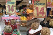 Viral durian dijual Rp 14 juta per buah, ini lho keistimewaannya