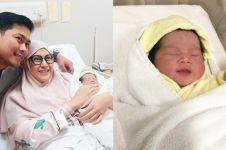 Lahirkan anak kedua, ini 8 potret menggemaskan putri Nina Zatulini