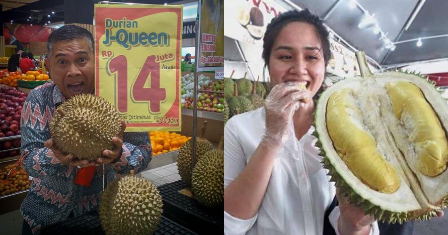 4 Jenis durian termahal, ada yang Rp 14 juta/buah