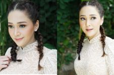 6 Potret Maia Estianty pakai dress sequin, harga tasnya Rp 122 juta