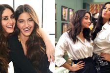 9 Potret persahabatan lintas generasi seleb Bollywood, kompak abis