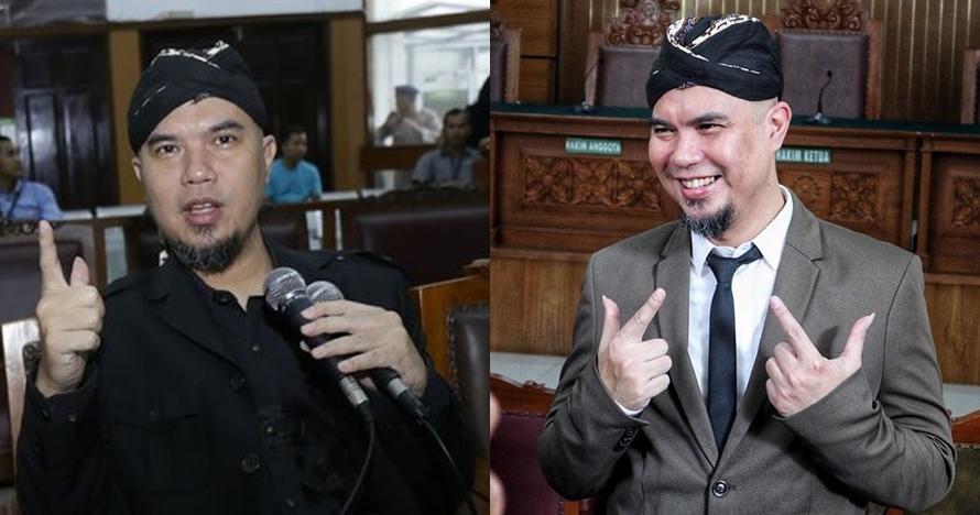 Ini perjalanan kasus Ahmad Dhani hingga divonis 1,5 tahun penjara