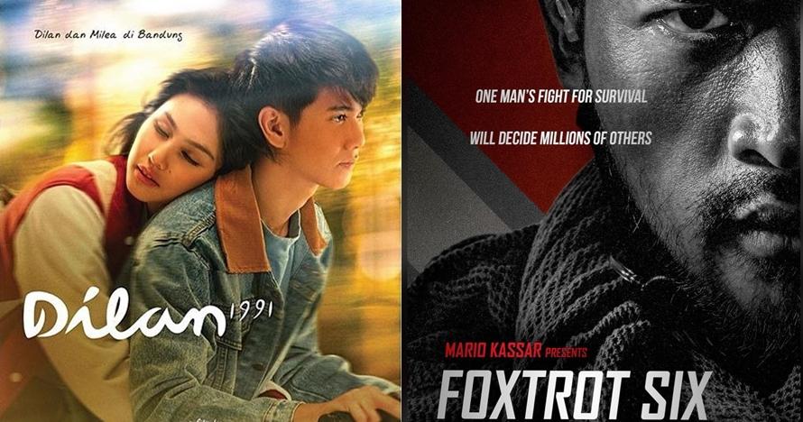 8 Film Indonesia tayang Februari 2019, ada Dilan 1991