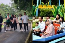 5 Acara keluarga Jokowi yang 'tinggalkan' Kaesang
