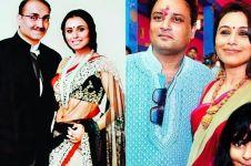 Jarang terekspos, ini 10 potret romantis Rani Mukherjee & suami