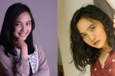 9 Potret transformasi Rachel Amanda, imut dari dulu