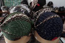 Mengintip pembuatan blangkon adat Jogja, langganan Soeharto